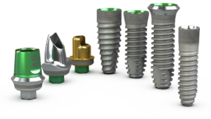variations of traditional implants