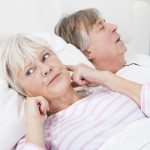 Sleep Apnea Spouse Sleeping