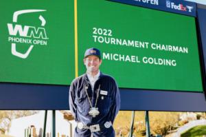 Michael Golding Chairman